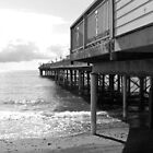 Teignmouth Pier by Andy Mackay
