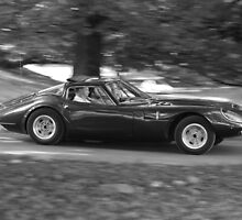 Marcos 1800 GT sports car by RedSteve