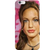 Angelina Jolie iPhone Case/Skin