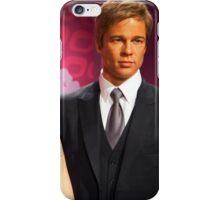 Brad Pitt iPhone Case/Skin