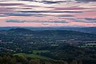 Looking Across Herefordshire by Cliff Williams