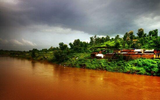 Riverview #2 by Prasad