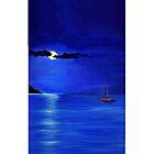 Moonlight - the iPhone case by Kostas Koutsoukanidis
