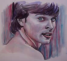 Portraits of Tom Welling, Clark Kent of Smallville, featured in The Group No Nudes by FDugourdCaput