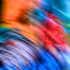 Urban Palatte -- Kinetic Abstract of Miami's Graffiti by njordphoto