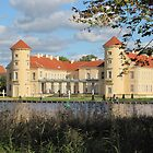 Castle Rheinsberg in Brandenburg by orko