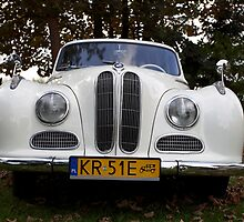 Wonderful classic wedding car. BMW . model 501. Anno Domini . 1954 . by Brown Sugar. Views: 431, Thx ! friends ! by © Andrzej Goszcz,M.D. Ph.D