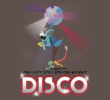 You can't spell Discord without DISCO by SilverPonyWare