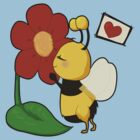 Cute bee by Tunnelfrog
