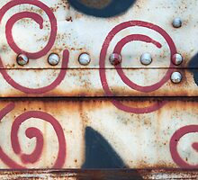 Iron Spirals by Christopher Marshall