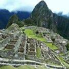 Images Of Peru - Machu Picchu 3 by Rebel Kreklow