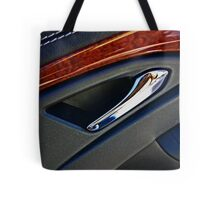 Driver's Door Tote Bag