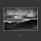 Clouds Above Tibetan Plateau 2009 Series 56 by jiashu xu