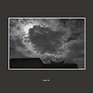 Clouds Above Tibetan Plateau 2009 Series 57 by jiashu xu