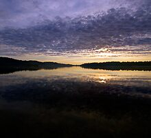 Earth, Sky & Water - Narrabeen Lakes, Sydney, Australia - The HDR Experience by Philip Johnson