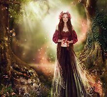 Annelise - In the Faerie Realm by gingerkelly