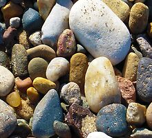 Beach Stones by SSDema