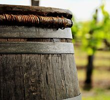 Over the barrel by K-Jo