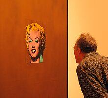 Understanding Art  (5389) by Mart Delvalle