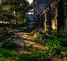 Haworth Church  by Rob Hawkins