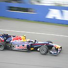 Red Bull F1 2010 Montreal by gtexpert