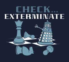 Check Exterminate by AJ Paglia