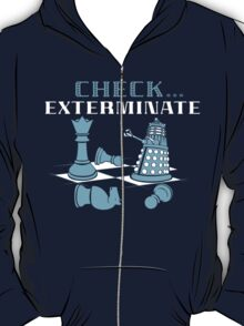 Check Exterminate T-Shirt