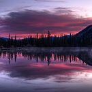 Sunrise in Bragg by Pam Hogg