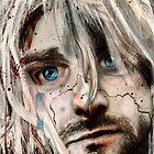 """Kurt Cobain """"Verse Chorus Hearse"""" by Sam Kirk"""