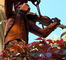 Fiddler on the bush by MarianBendeth