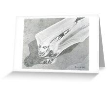 Chrome Symphony - - Presto Greeting Card
