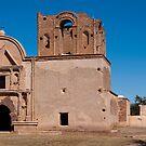 Church at Tumacácori National Historical Park by Timothy L. Gernert