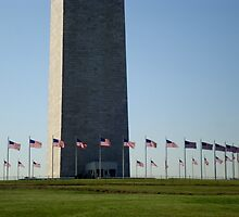 A DC Day Trip- Washington Monument by ctheworld