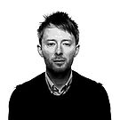 Radiohead, Thom Yorke by hunekune