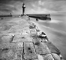 A Plague of Lighthouse Keepers BW by Andy Freer