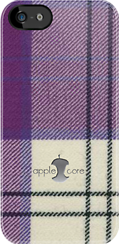 Purple Tartan by Benjamin Whealing