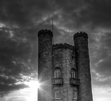 Broadway Tower by Damian Powell