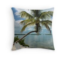 On the Waters Edge Throw Pillow