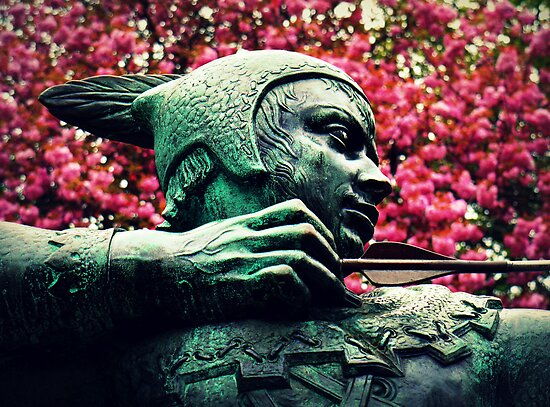 Robin Hood - Blossom by jrsisson