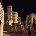 Windsor Castle by Clive