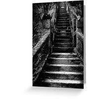 Spanish Castle Dreams III Greeting Card