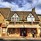 A  Cotswold Giftshop by Mark Johnson