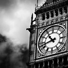 Big Ben [Print &amp; iPad Case] by Damienne Bingham