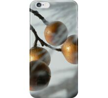 shiny pears  iPhone Case/Skin