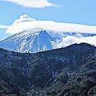 Mt. St. Helens  by Don Siebel