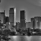 Sydney in Black and White by Sharon Brown