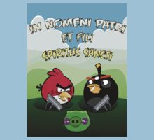 Boondock Saints Angry Birds by drewblack9