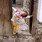 Images Of Peru - The People 5 by Rebel Kreklow