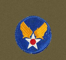 US Army Air Forces ~Hap Arnold Emblem by © Joe  Beasley IPA