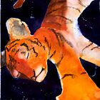 Small Tiger, Big Universe by Marie D. Tiger Mikkonen